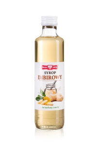 Syrop imbirowy